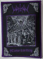 Watain-casus Luciferi-survêtement patch/écusson