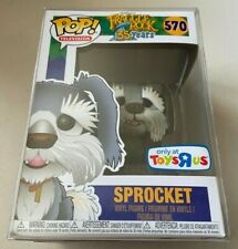 Funko Pop Toys R Us Exclusive Fraggle Rock Sprocke