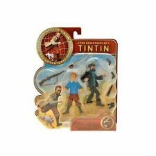 Figurines Plastoy avec tintin