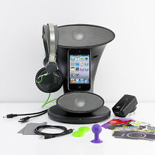 Brand New iCoustic 4 in 1 Accessory Kit for iPod Touch-IC141
