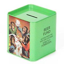 Ladybird Books Man Kit Savings Tin - Beer Fund