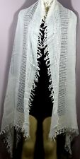 """guess scarves    size 72""""X24"""" light weight"""