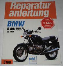 Reparaturanleitung BMW R 80 / R 100 R, Baujahre ab 1991