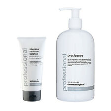 Dermalogica PreCleanse Cleanser 473ml + Intensive Moisture Balance 177ml #b476