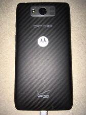 Verizon Motorola Droid Maxx Black Smartphone 16 GB - Factory Reset