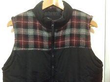 Weather Wear Sleeve less Men's  Black Jacket  Size- M