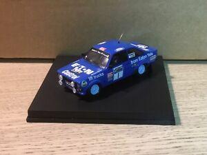 Trofeu 1008 Ford Escort MK II Winner RAC Rally 1979 - Hannu Mikkola 1/43 Scale