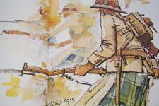 LES ETHIOPIQUES CORTO MALTESE HUGO PRATT 1980 AFRIQUE GUERRE 14 18 BD