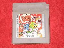 Bubble Bobble Nintendo Game Boy Video Game