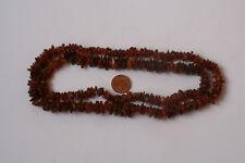 Amber Chain (SPLITTER-L = 68 cm) k-0859/K