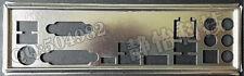 Gigabyte I/O IO Shield BLENDE backplate GA-Z170MX-Gaming 5 #G1115 XH