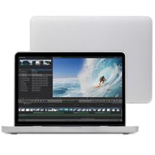Matte Rubber Slim PC Snap On Vent Case Cover for Apple MacBook Pro 15 inch A1398