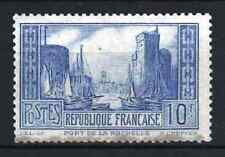 "FRANCE STAMP TIMBRE 261 b "" PORT LA ROCHELLE OUTREMER PALE "" NEUF xx TB  R235"