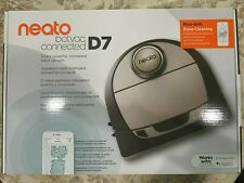 Neato Robotics D7 Grey Robotic Vacuum Cleaner NEW SEALED BOX!!!