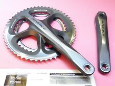 Shimano  Dura Ace  7900 cycle chainset 177.5 mm -  39.53 - NOS
