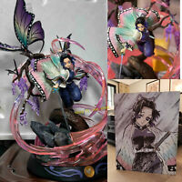 Demon Slayer Kochou Shinobu 1/6 Resin Figure Painted Statue Replica Model New