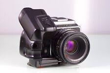 HASSELBLAD 503CW 503 CW MILLENNIUM + 80mm CFE + ACUTE MATTE + A12 + WLF + MOTOR