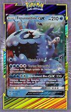 🌈Froussardine GX-SL2:Gardiens Ascendants-38/145 - Carte Pokemon Neuve Française