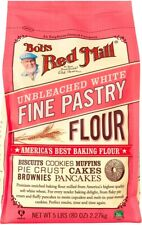 Bob's Red Mill White Fine Pastry Flour Unbleached