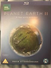 BBC Earth: Planet Earth II (Blu-ray Disc, 2017, 2-Disc Set) - DAVID ATTENBUROUGH