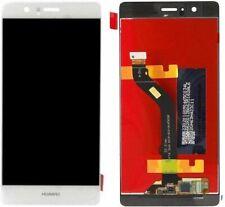 Huawei P9 Lite LCD Display Bildschirm ohne Rahmen weiß