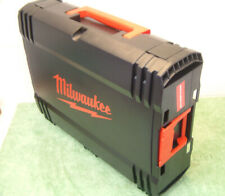 Genuine Milwaukee Impact Driver Carry/Storage Case For M18 CHIWF12-502X