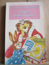 Royer & Baudry: Jojo Lapin lit dans les astres/ Bibliothèque Rose, 1997