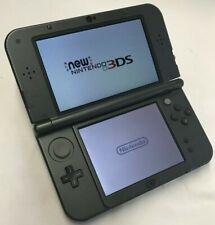 Nintendo New 3DS XL Hand Held System- Metallic Black - (06-4C)