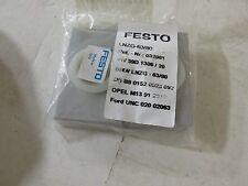 Festo Lot of 2 Bracket, Cylinder LNZG-63/80 50216 ELL