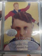 1996 HALL OF FAME PLATINUM TOTC CARD TC 14 HAYDN BUNTON