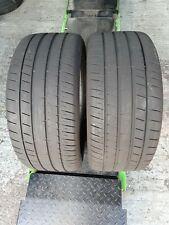 2 x 285 40 ZR20 108Y XL Dunlop Sport Maxx RT2 MO 5.80mm 5.70mm