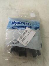 """Hydro Flow Top Hat Grommet 3/4"""" Bag of 10 Black"""