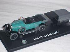 Skoda L&k L & K 110 Combi Oldtimer Laurent Clement GrÜ 143abh902lk 1/43 Abrex Mo