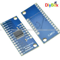 [10PCS] 16CH Analog Digital MUX Breakout Board CD74HC4067 Precise Module Arduino