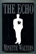 THE ECHO by Minette Walters - 1997 1st Edition in DJ