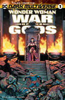 DC COMICS TALES FROM THE DARK MULTIVERSE WONDER WOMAN WAR OF THE GODS #1