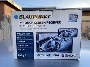 blaupunkt 7 touch screen receiver Idaho Bluetooth Idhbp5109