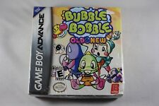 Bubble Bobble Old & New (Nintendo Gameboy Advance GBA) NEW Factory Sealed