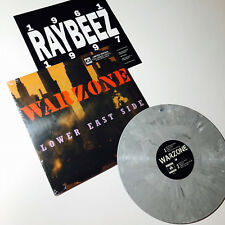 Warzone—Lower East Side— New GREY MARBLE Vinyl Record