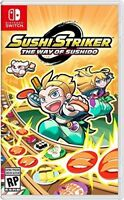 Sushi Striker: The Way of the Sushido for Nintendo Switch [New Switch]