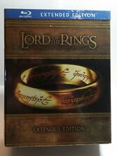 The Lord of the Rings:The Motion Picture Trilogy(Blu-ray,15-Discs)NEW-Free S&H