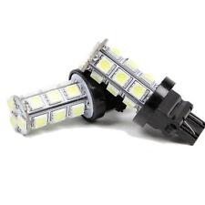 2pc 6K HID White 18-SMD LED Daytime Running Light Bulbs 3156 3157 3757 4114 4157