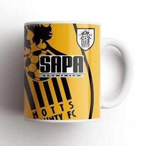 Notts County 1996 Away Mug