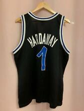 NBA ORLANDO MAGIC BASKETBALL AUTHENTIC JERSEY CHAMPION PENNY HARDAWAY #1