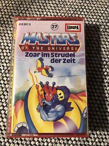 Masters of the Universe Folge 27 Zoar im Strudel der Zeit EUROPA MC MotU