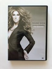 CELINE DION Taking Chances: The Sessions DVD