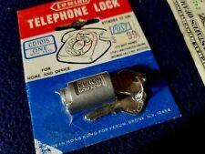 Vintage Dial Telephone Lock  #303