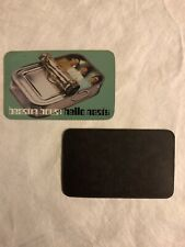 New Beastie Boys Hello Nasty promo Vintage 1998 Magnets (set of 2) 2�H X 3.25�W