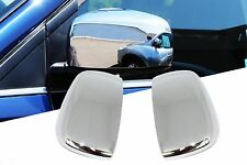 2008 - 2016 DODGE GRAND CARAVAN / CHRYSLER TOWN AND COUNTRY CHROME MIRROR COVERS