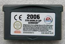 2006 FIFA WORLD CUP GERMANY NINTENDO GAME BOY ADVANCE CARTUCCIA